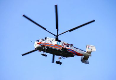 Рейс санавиации доставил в Оренбург семью, серьезно пострадавшую в ДТП