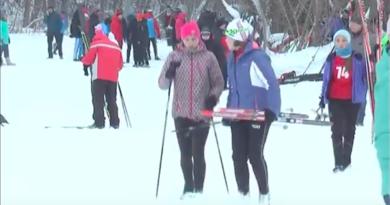 На лыжне — сильнейшие